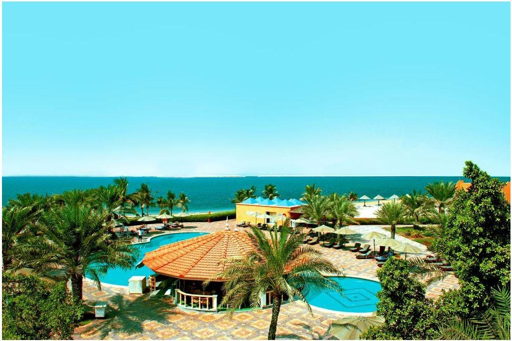 Bin Majid Beach Hotel/ smartline Ras Al Khaimah