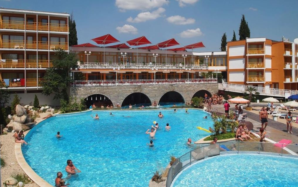Hotel Nessebar Beach Resort