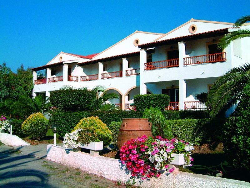 Acharavi Beach Studia & Apartmány
