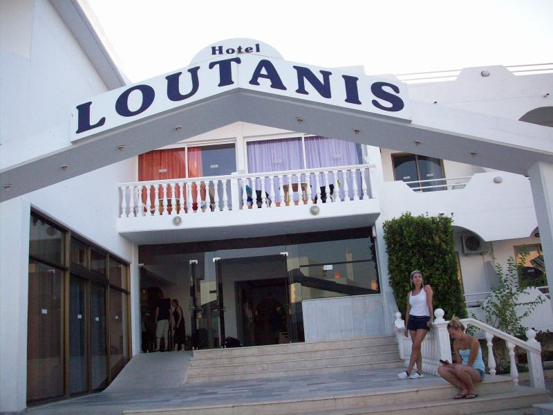 Hotel Loutanis