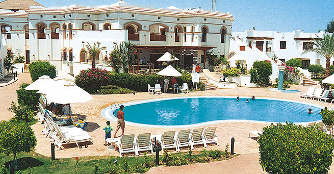 Mexicana Sharm Resort***