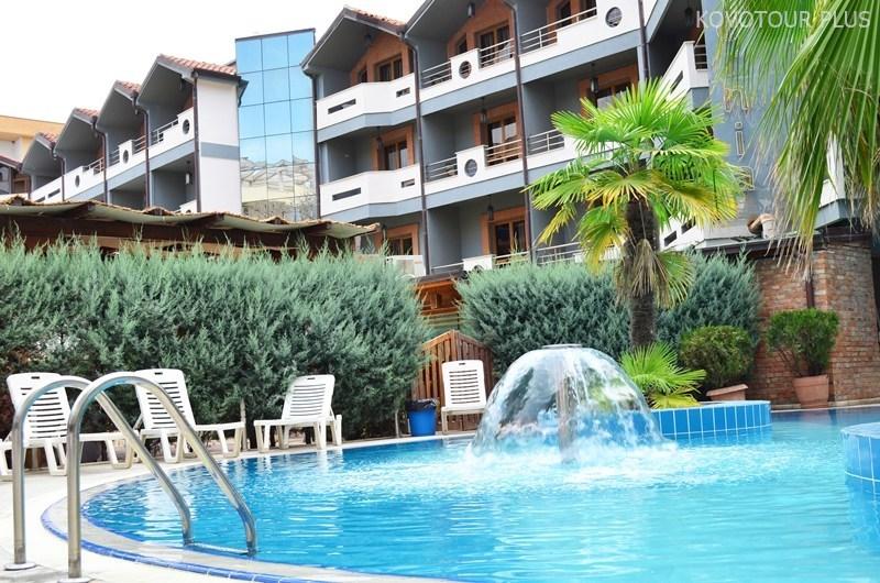 Hotel California - Dotované pobyty 50+