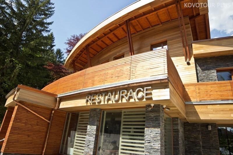 Horský Hotel Čeladenka - Luxusní pobyt pro dva