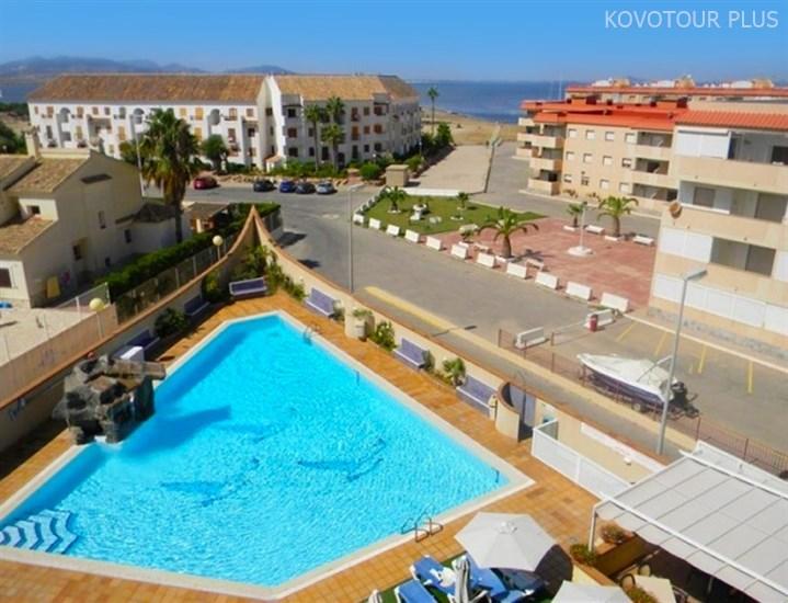 Hotel Las Gaviotas - Dotované pobyty 50+