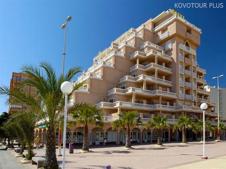 Hotel Los Delfines - Dotované pobyty 50+