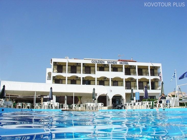 Hotel Golden Sands - Dotované pobyty 50+