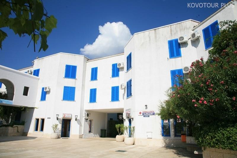 Hotelový komplex Slovenska Plaža - Dotované pobyty 50+