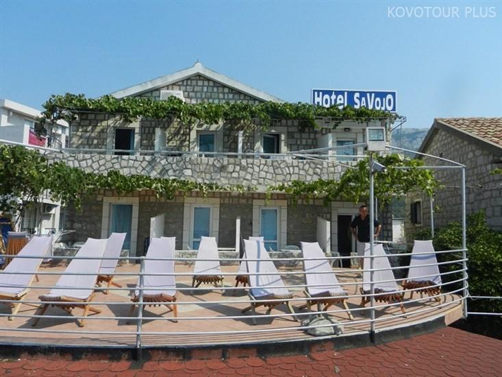 Hotel Savojo Club - Dotované pobyty 50+