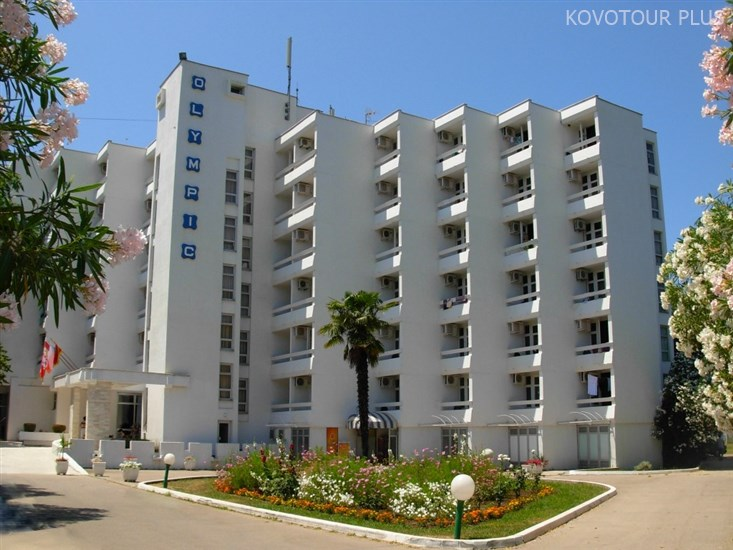 Hotel Olympic ALL INCLUSIVE Club - Dotované pobyty 50+