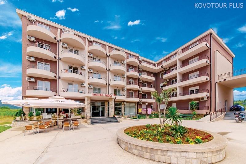 Hotel Novi - Dotované pobyty 50+