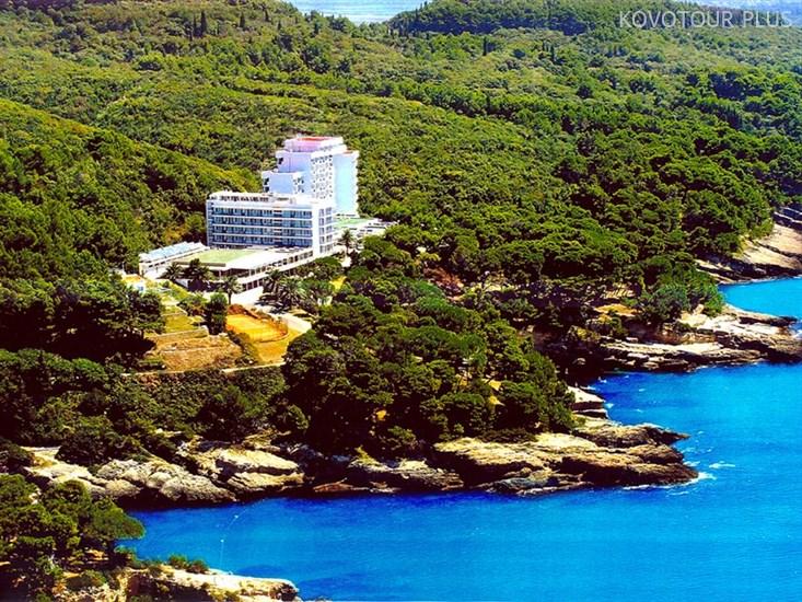 Hotel Albatros - Dotované pobyty 50+